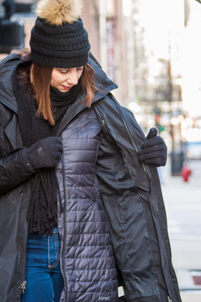 marmot winter jacket