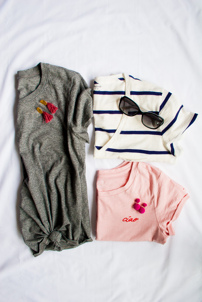 Top T Shirt Trends For Spring Later Ever After Bloglater Ever