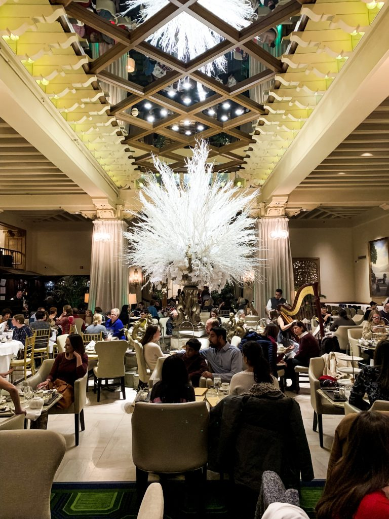 Afternoon tea at the drake hotel in chicago later ever for Drake hotel decor